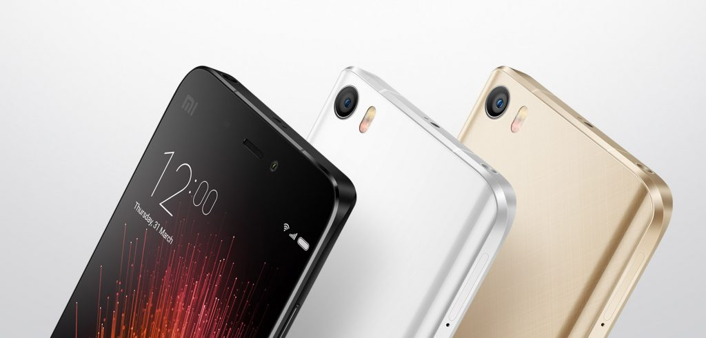 Xiaomi Mi 5 - tania alternatywa iPhone'a 6s i Galaxy S7 już w Polsce