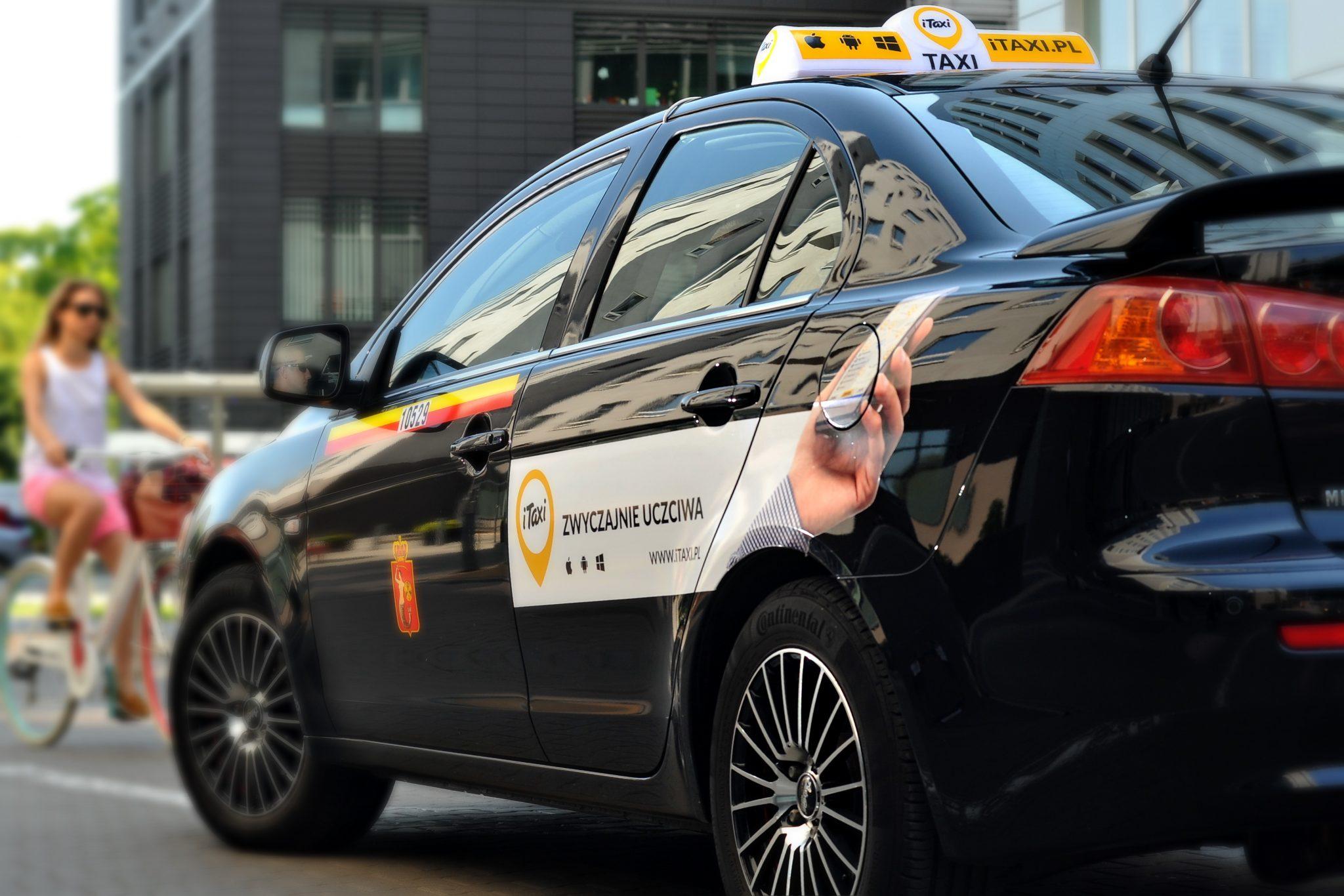 promocja na przejazd taxi