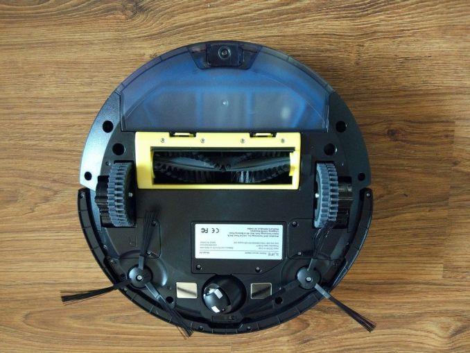 iLife A4 - robot od spodu