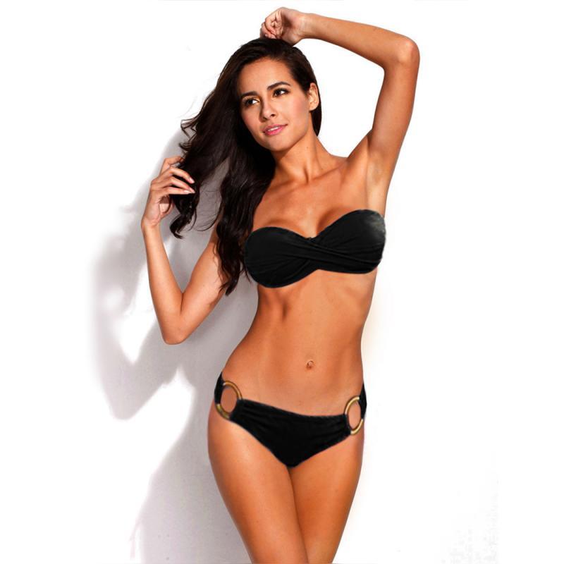 Strój kąpielowy bikini z Aliexpress