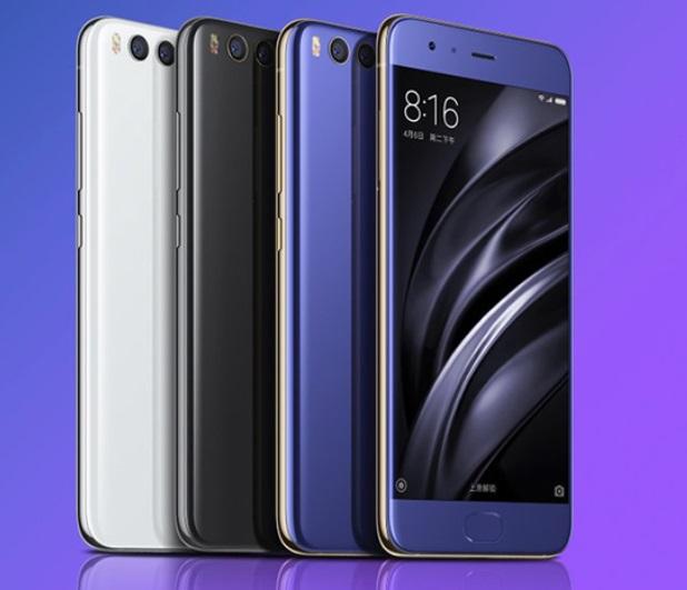 Xiaomi Mi 6 w promocji