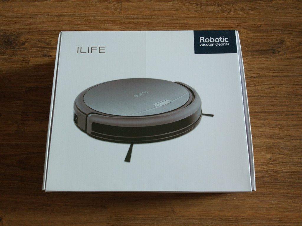iLife A4 - pudełko w środku paczki