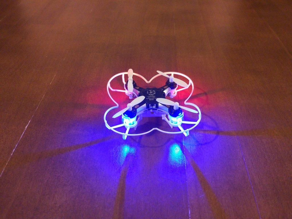 Oświetlenie Drona