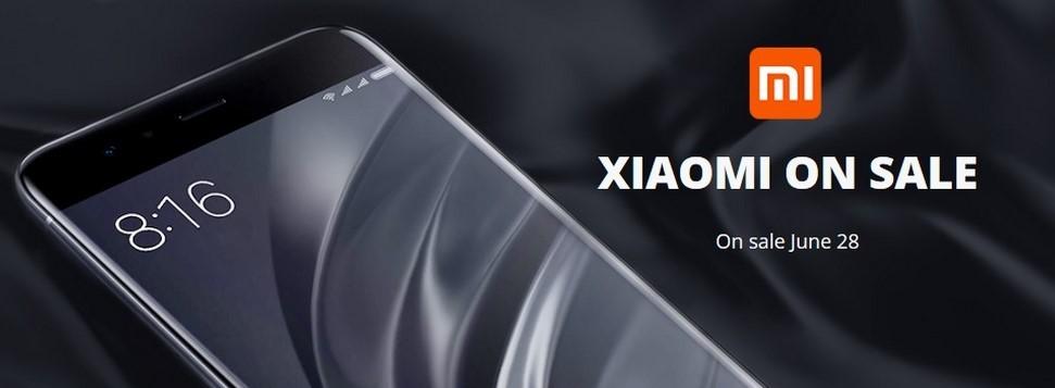 Wyprzedaż Xiaomi - sale - aktualne promocje w chińskich sklepach
