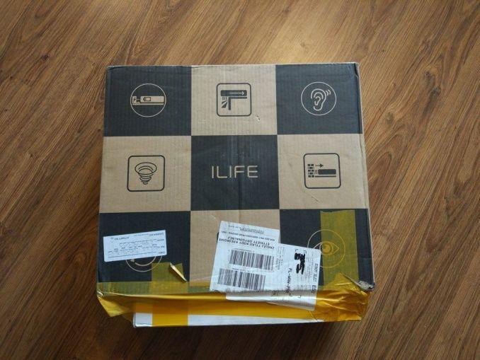 iLife A6 - paczka z Aliexpress