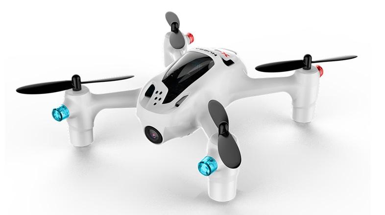 Hubsan X4 H107 D plus - 10 najlepszych dronów do 1000 zł