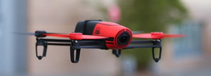 Parrot Bebop - 10 najlepszych dronów do 1000 zł