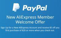 PayPal na Aliexpress