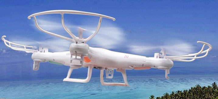 Syma X5 - 10 najlepszych dronów do 1000 zł