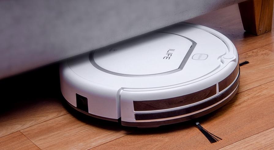 iLife V1 - najtańszy robot odkurzający