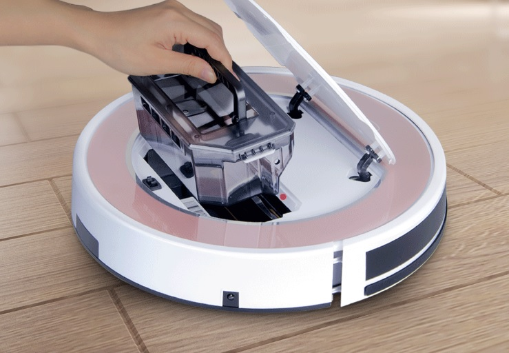 iLife V7S Pro - porównanie robotów odkurzających z Chin