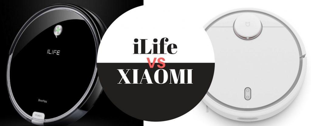 iLife vs Xiaomi - porównanie