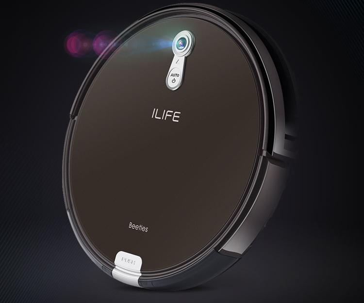 iLife X660 z sensorem 360 stopni - porówanie iLife z serii X