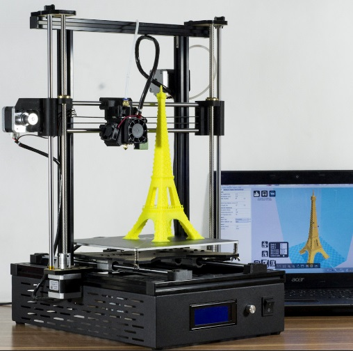 DMSCreate DMS DP5 - 10 topowych drukarek 3D z Chin