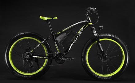 Elektryczny rower - Prezent swiateczny z Aliexpress - 50 najlepszych pomyslow