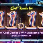 GearBest.com 11.11 promocja z okazji Dnia Singla
