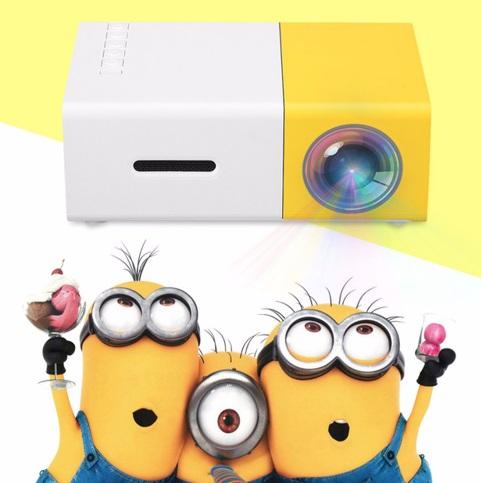 Mini Projektor - Prezent swiateczny z Aliexpress - 50 najlepszych pomyslow