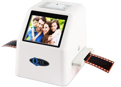 Portable Film Scanner - Wyswietlacz zdjec z kliszy - Prezent swiateczny z Aliexpress - 50 najlepszych pomyslow