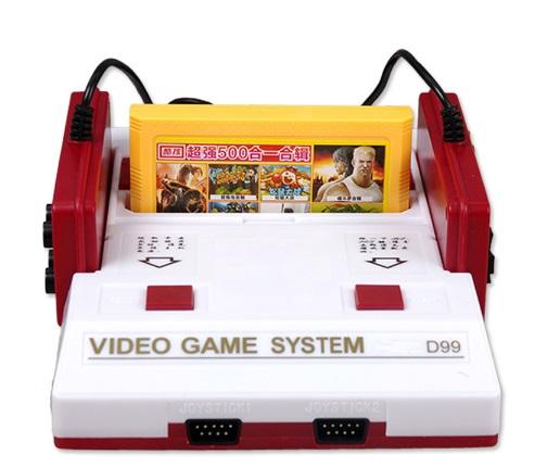 Retro konsola do gier NES - Prezent swiateczny z Aliexpress - 50 najlepszych pomyslow