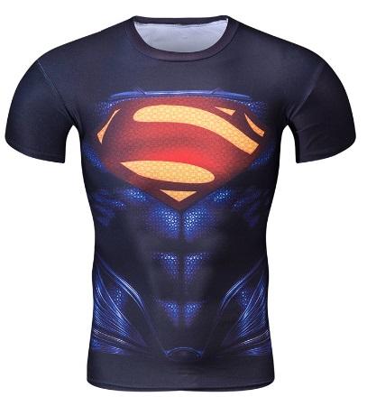 koszulka SuperMana - Prezent swiateczny z Aliexpress - 50 najlepszych pomyslow