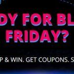 Black Friday 2017 na Aliexpress.com - graj o kupony rabatowe