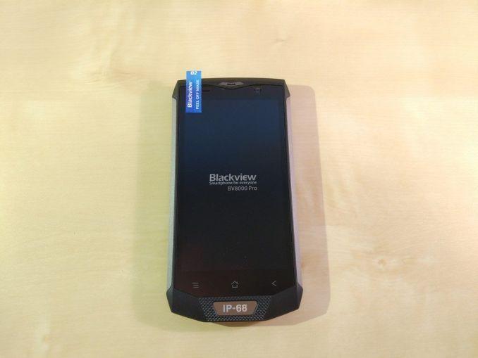 telefon - recenzja Blackview BV8000 Pro