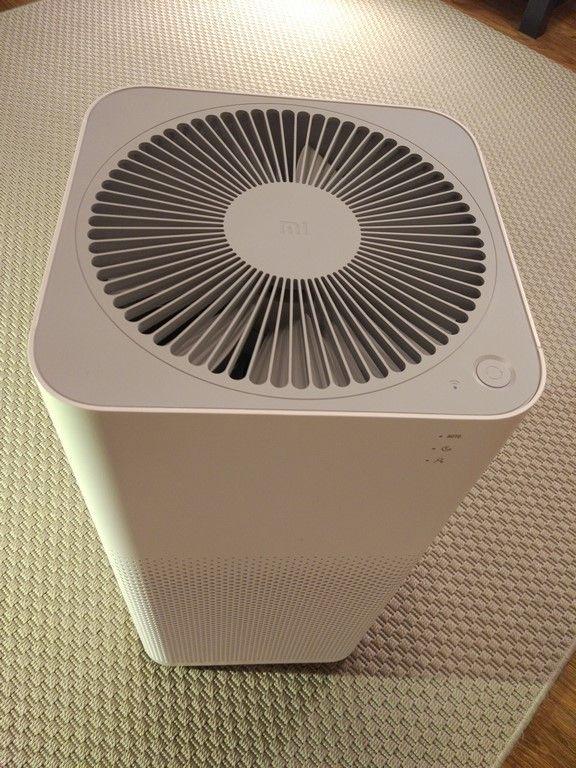Xiaomi Mi Air Purifier 2 - tani oczyszczacz powietrza z Chin