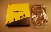 Recenzja Ulefone Armor 2 - pancernego smartfona z Chin - zawartość paczki z Gearbest