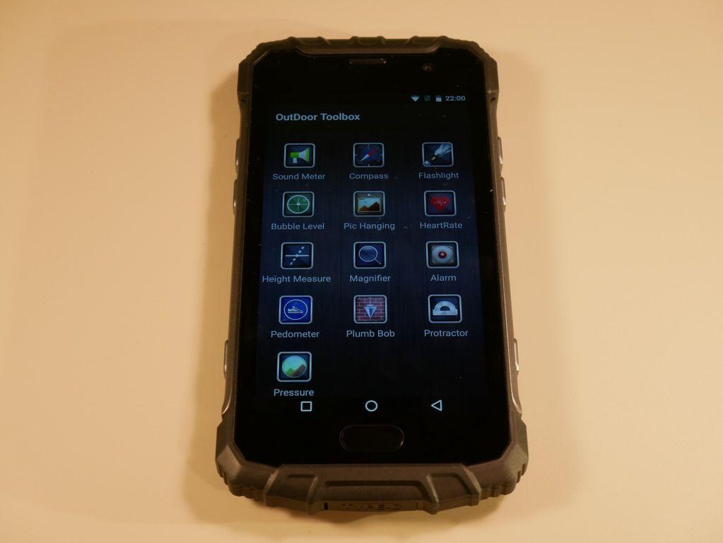 Recenzja Ulefone Armor 2 - pancernego smartfona z Chin - aplikacje survival
