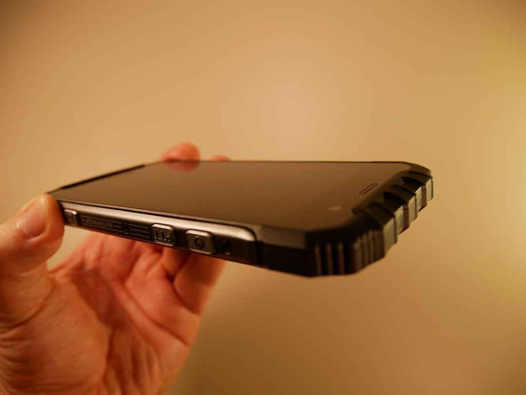Recenzja Ulefone Armor 2 - pancernego smartfona z Chin - ekran