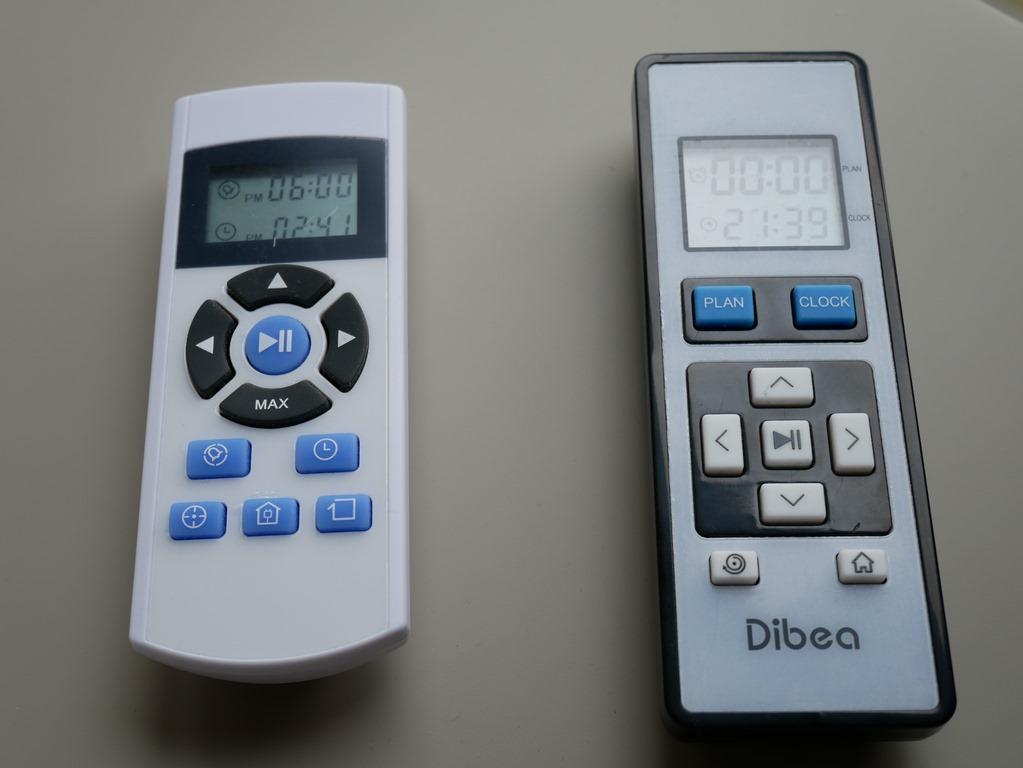 bezprzeplacania.pl - robot odkurzający Dibea D960 - piloty do iLife A6 i Dibea D960
