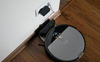 recenzja iLife V8S - ładowanie robota