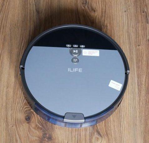 recenzja iLife V8S - wygląd robota