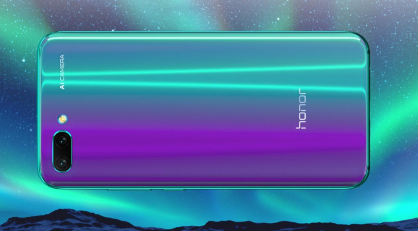 Ranking chińskich smartfonów [Top 10] - Huawei Honor 10