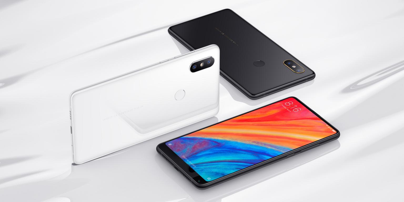 Ranking chińskich smartfonów [Top 10] - Xiaomi Mi Mix 2S