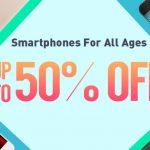 Promocja najnowszych chińskich telefonów - do 50% taniej! - wyprzedaż geekbuying