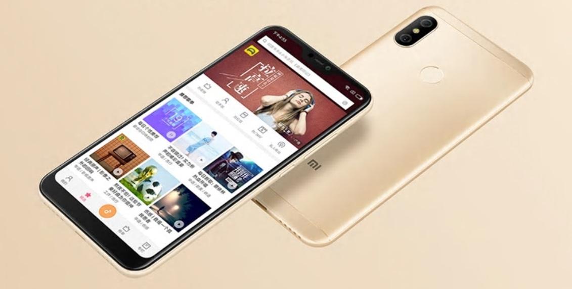 Xiaomi A2 Lite już w sprzedaży - zdjęcie telefonu