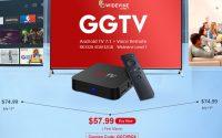 Zamień swój telewizor w Smart TV z TV Boxem! - promocja geekbuying.com - GGTV