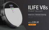 promocja iLife na Aliexpress - iLife V8s