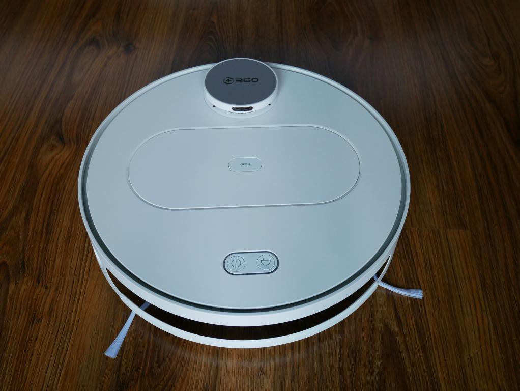 Recenzja 360 S6 - robota odkurzającego z mopowaniem - robot 360 S6