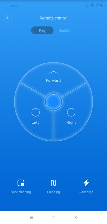 Xiaowa Plus E35 - recenzja nowego robota od Xiaomi Roborock - aplikacja na smartfony 4