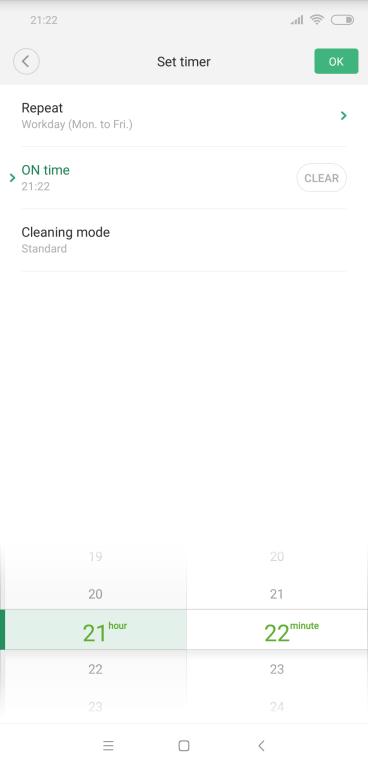 Xiaowa Plus E35 - recenzja nowego robota od Xiaomi Roborock - aplikacja na smartfony 6