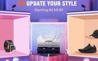 Wietrzenie magazynów geekbuying.com - clearance sale - ubrania Xiaomi