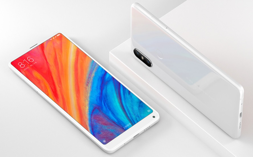 Xiaomi Mi Mix 2s za niecałe 1600 zł! - biały Mi Mix 2s
