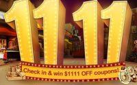 11.11 na Geekbuying.com - świetne promocje i kupony do zgarnięcia - Singles Day