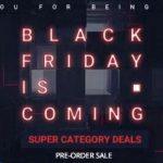 Black Friday w chińskich sklepach - gearbest