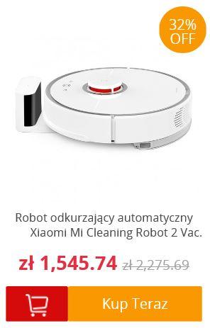 Black Friday w polskim magazynie GeekBuying - Xiaomi Roborock S50
