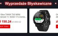 Black Friday w polskim magazynie GeekBuying - wyprzedaże błyskawiczne