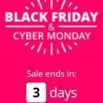 Cyber Monday na Aliexpress - Black Friday i Cyber Monday - odliczanie