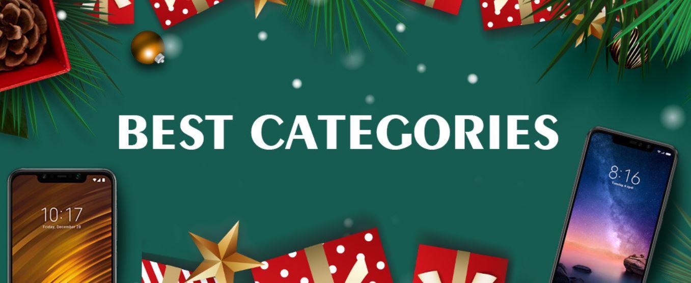 Świąteczna promocja geekmaxi.com - najlepsze kategorie